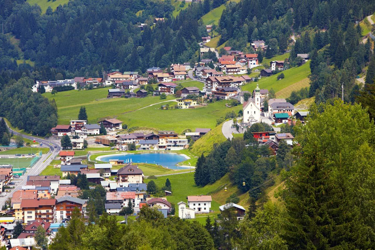 Clubdorf Hotel Tirolerhof See Ischgl